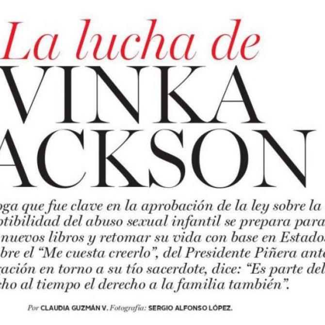 La Lucha de Vinka Jackson