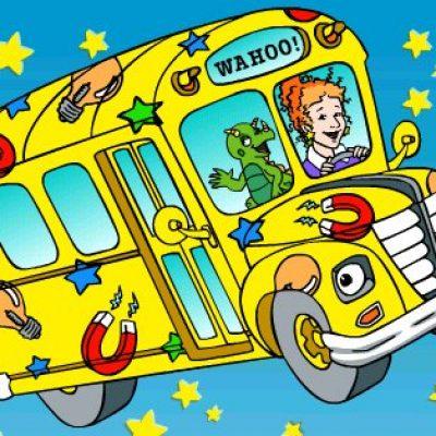 Transporte escolar y el cuidado