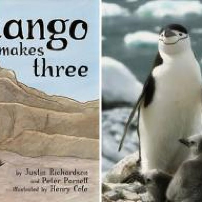 Ética del cuidado y diversidad de las familias: Tres con Tango